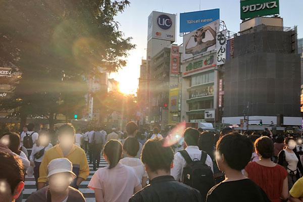 結婚相談所 東京 渋谷 20代 30代 ブログ 20190808 渋谷スクランブル交差点
