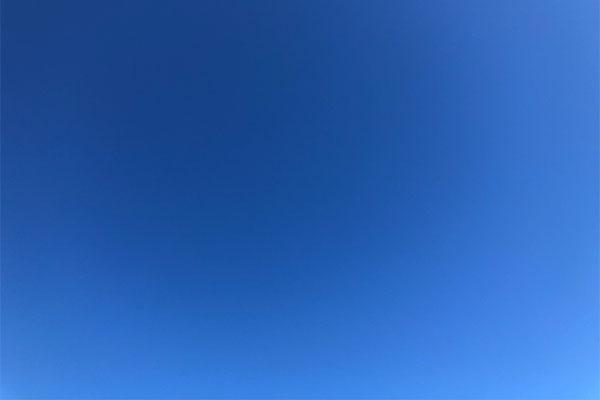 結婚相談所 東京 渋谷 ブログ  台風後の青空
