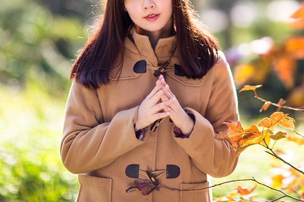 結婚相談所 東京 渋谷 20代 30代 女性コート