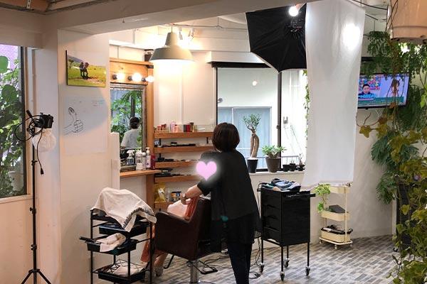 結婚相談所 東京 渋谷 20代 30代 写真メイク