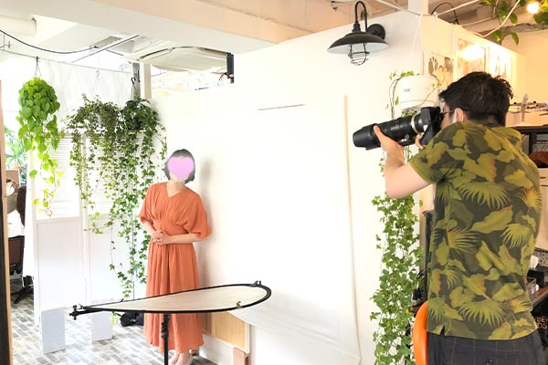 結婚相談所 東京 渋谷 20代 30代 女性写真