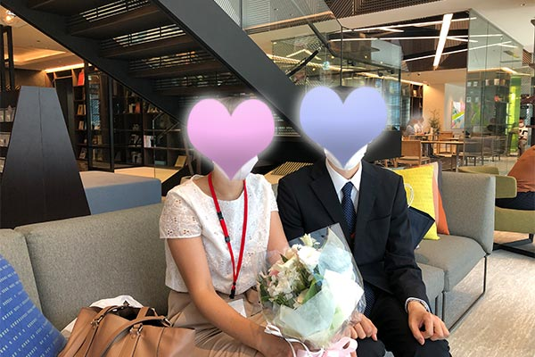 結婚相談所 東京 渋谷 20代 30代 成婚カップル