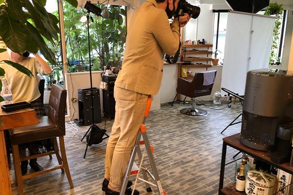 結婚相談所 東京 渋谷 20代 30代 カメラマン