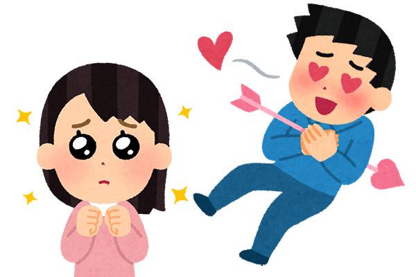 結婚相談所 東京 渋谷 20代 30代 男性の胸をハート