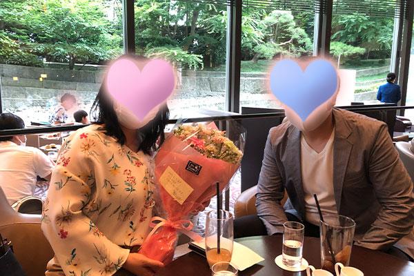 結婚相談所 東京 渋谷 30代 女性 成婚1