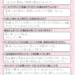 結婚相談所 東京 渋谷 30代 女性 成婚者アンケート201909c