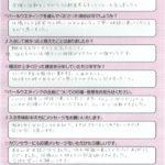 結婚相談所 東京 渋谷 20代 女性 成婚者アンケート201911a